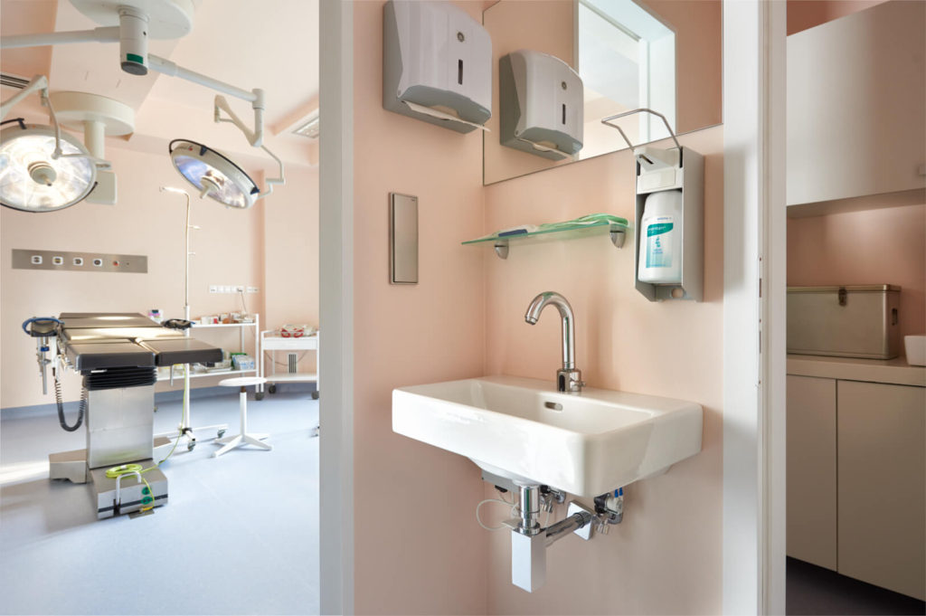 Salle opération Art Medic