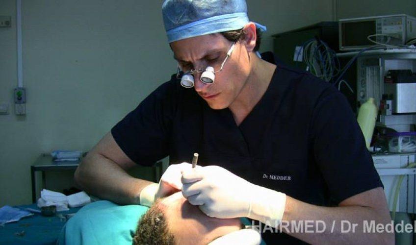 Dr Khaled Meddeb