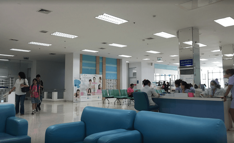 Hôpital Yanhee
