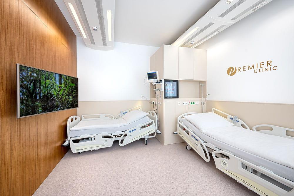 chambre patient